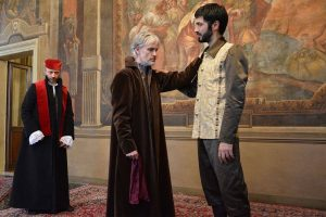 """The merchant of Venice"" per la Giornata della memoria @ Teatro Satiro OFF"