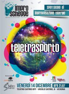Teletrasporto - Improvvisazione Teatrale @ Teatro Satiro Off