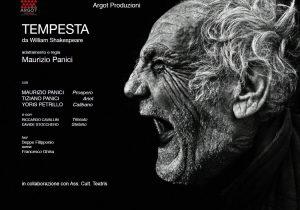 """""""La Tempesta"""" - Prima nazionale per Shakespeare Week 2018 @ Teatro Satiro OFF"""
