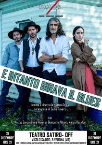 -E intanto girava il blues- @ Teatro Satiro Off