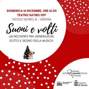 Suoni e volti - Concerto @ Teatro Satiro Off