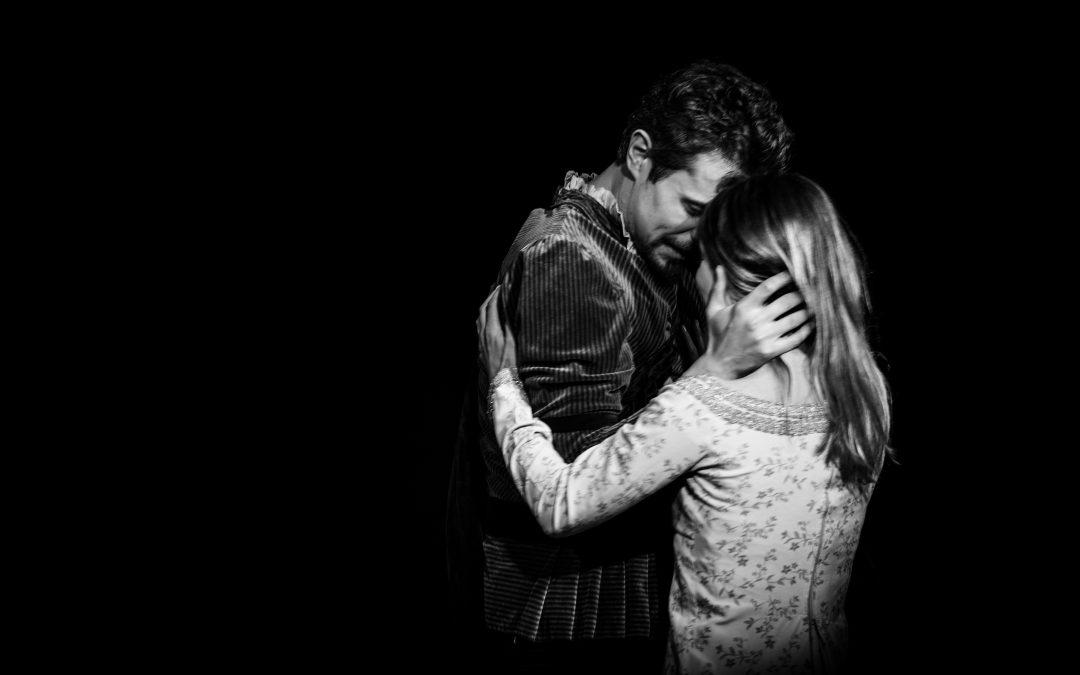 Romeo & Juliet in love