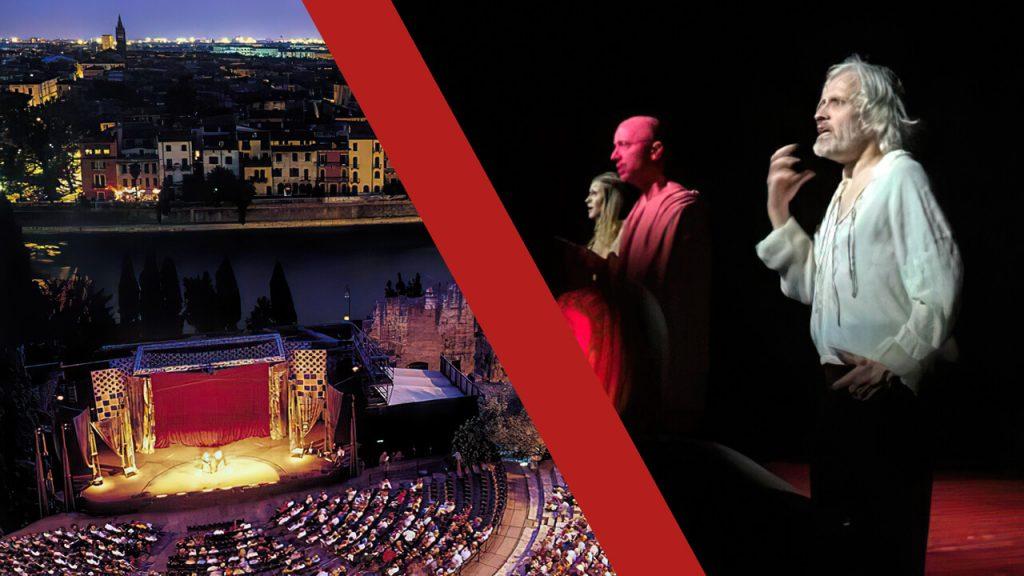 Fake Shakespeare - Teatro Romano Verona